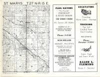 St. Marys T27N-R15E, Adams County 1962